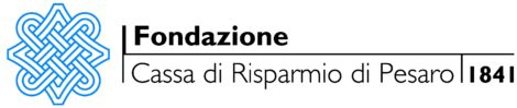 Logo Fondazione CR Pesaro