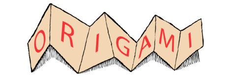 Origami Oriz Arancio